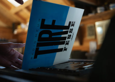 Vinyle Radio Meuh Tire-Fesse